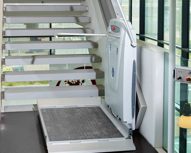 Straight Platform Lifts